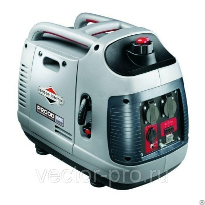 Генератор бензиновый BRIGGS&STRATTON P 2000 Inverter Briggs&Stratton